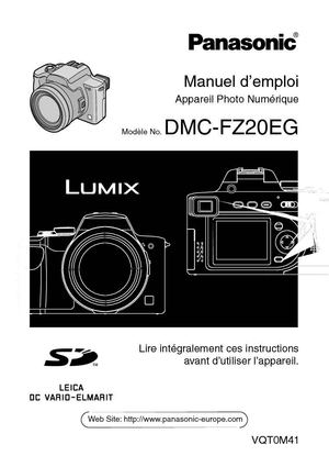 LUMIX DMC Z20