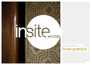 Book Studio Graphique Insite