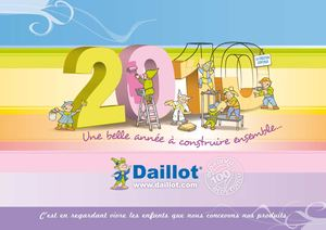 DAILLOT - Catalogue 2010