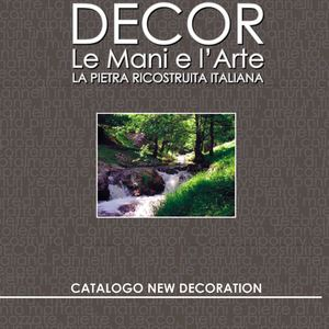 "DECOR - Le mani e l'arte : Collezione ""New decoration"""