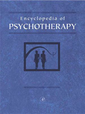 Encyclopedia of Psychotherapy