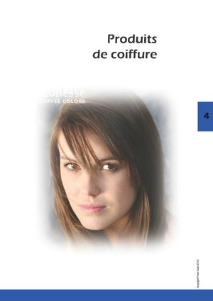 Catalogue DIS.CO.PAR 2010 Section 4 : produits de coiffure