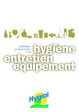 Catalogue Hygial