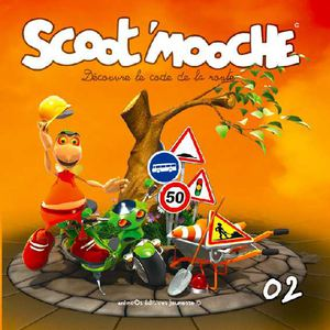 Scoot'Mooche Tome 01 animoOs collection Scootmooche