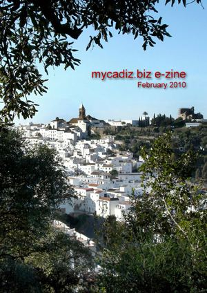 mycadiz.biz e-zine Feb 2010 - The online magazine for Cadíz Province