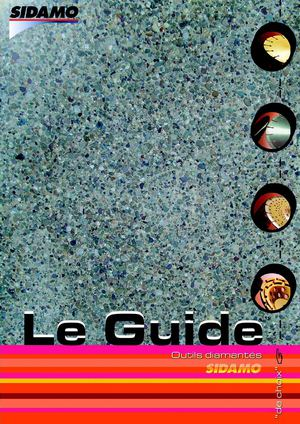 LE GUIDE OUTILS DIAMANTES