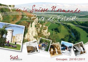 Guide groupes Sud Calvados 2010/2011