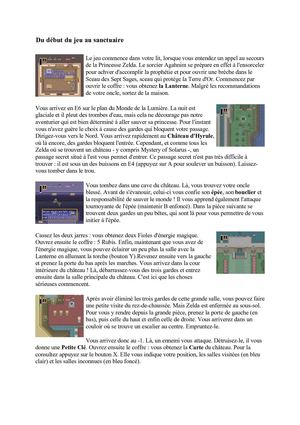 soluce zelda a link to the past monde de la lumiere