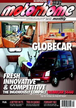 April 2010 - Motorhome Monthly Magazine