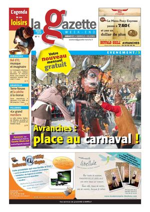 La Gazette de la Manche week-end