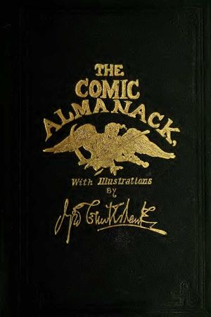 The Comic Almanack [Second Series: 1844 - 1853], Volume 2