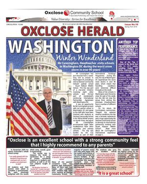 Oxclose Herald Issue 16 Spring 2010