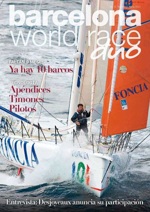 Barcelona World Race duo III