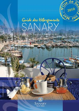Guide de l'hebergement à SANARY