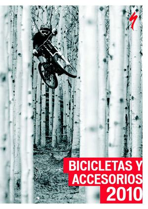 SPECIALIZED CATALOGO 2010
