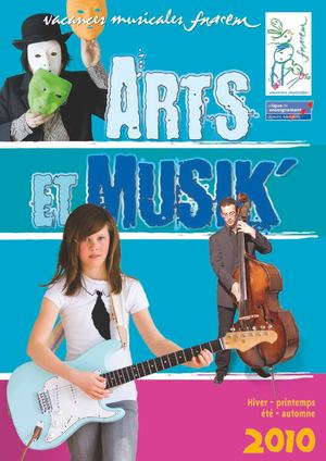 Arts et music 2010