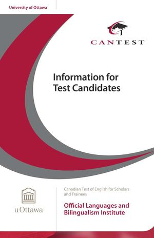 CanTEST Info Book