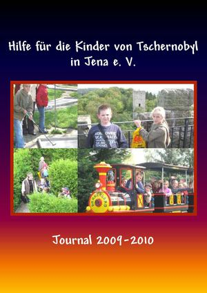 Journal 2009/10 Jenaer Tschernobyl Verein