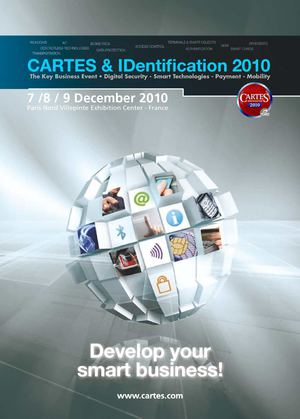 CARTES & IDentification sales brochure