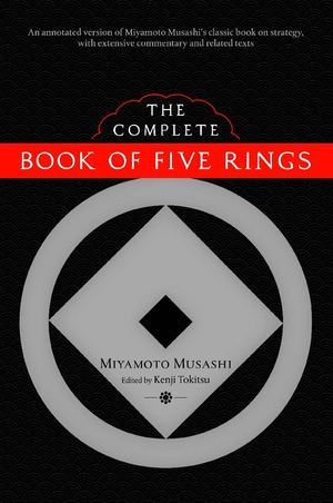 Complete Book of Five Rings_PB