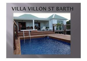 Location Villa Villon St Barth