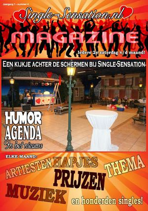 Single-Sensation magazine jaargang 1 nummer 4