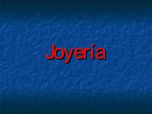 1b0704f3e28e Calaméo - Trabajo de Joyeria