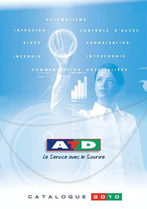 Catalogue ATD 2010