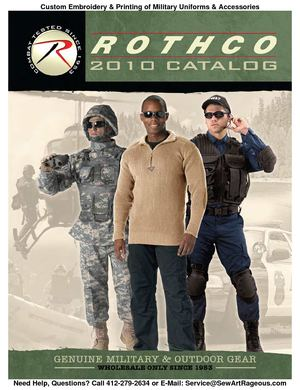 MILITARY UNIFORMS AND ACCESSORIES CATALOG