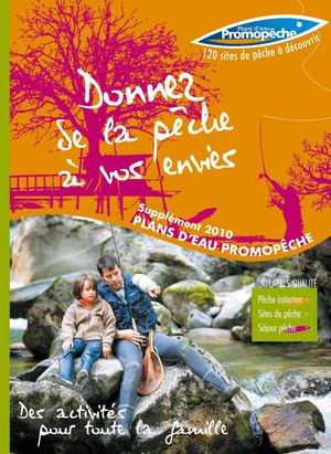 "Catalogue Promopêche ""additif 2010"""
