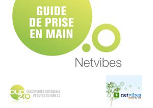 DUO 2.0 : Guide de prise en main NETVIBES