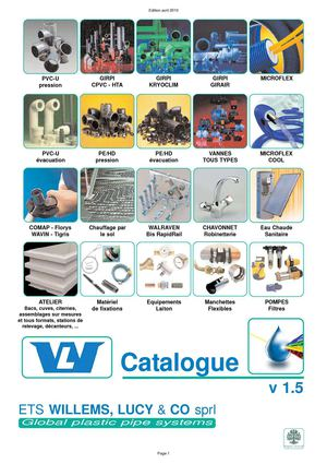 Catalogue Willems-lucy V1.5 04-2010