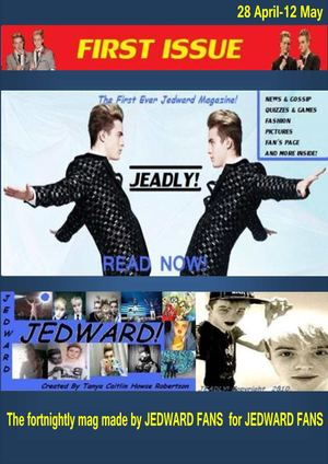JEADLY! Debut Issue