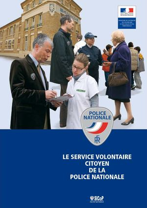 Service Volontaire citoyen Police Nationale