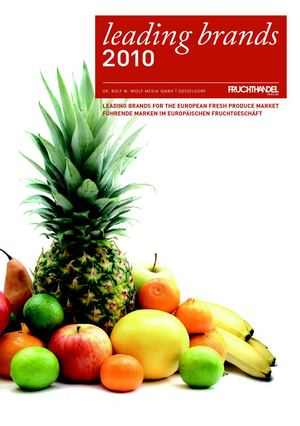 LEADING BRANDS 2010 - A Fruchthandel Magazine Special Publication