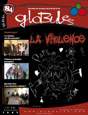 journal Globules N°84