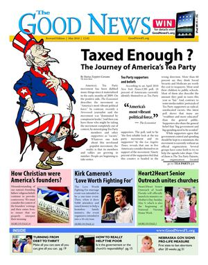The Good News - May 2010 Broward Issue