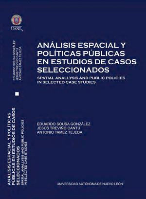 SPATIAL ANALYSIS AND PUBLIC POLICIES IN SELECTED CASE STUDIES