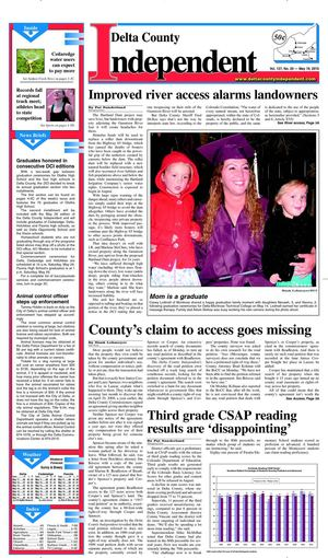 Delta County Independent Issue 20, May 19, 2010
