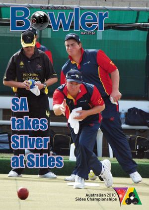 SA Bowler May 2010