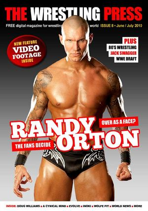 The Wrestling Press Issue 8