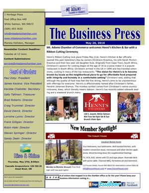 The Business Press
