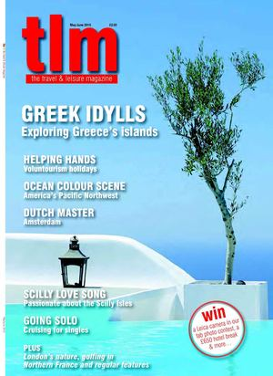 tlm-the travel & leisure magazine May/June 2010
