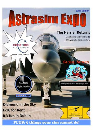 Astrasim Expo June Edition