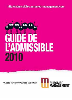 Guide Admissibles 2010-2011