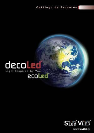 Catalogo DecoLED 2010