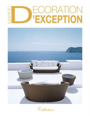 Editions Colby : Magazine Décoration d'Exception N°1