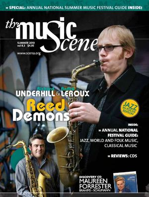 The Music Scene Spring/Summer 2010 Vol. 8-3