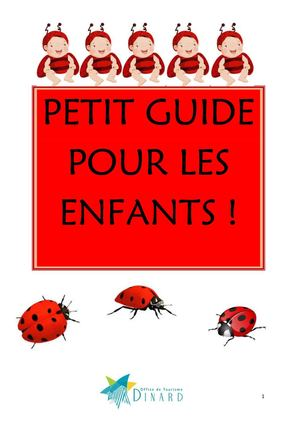 GUIDE ENFANTS 2010