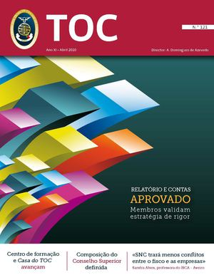 Revista TOC 121 - Abril 2010
